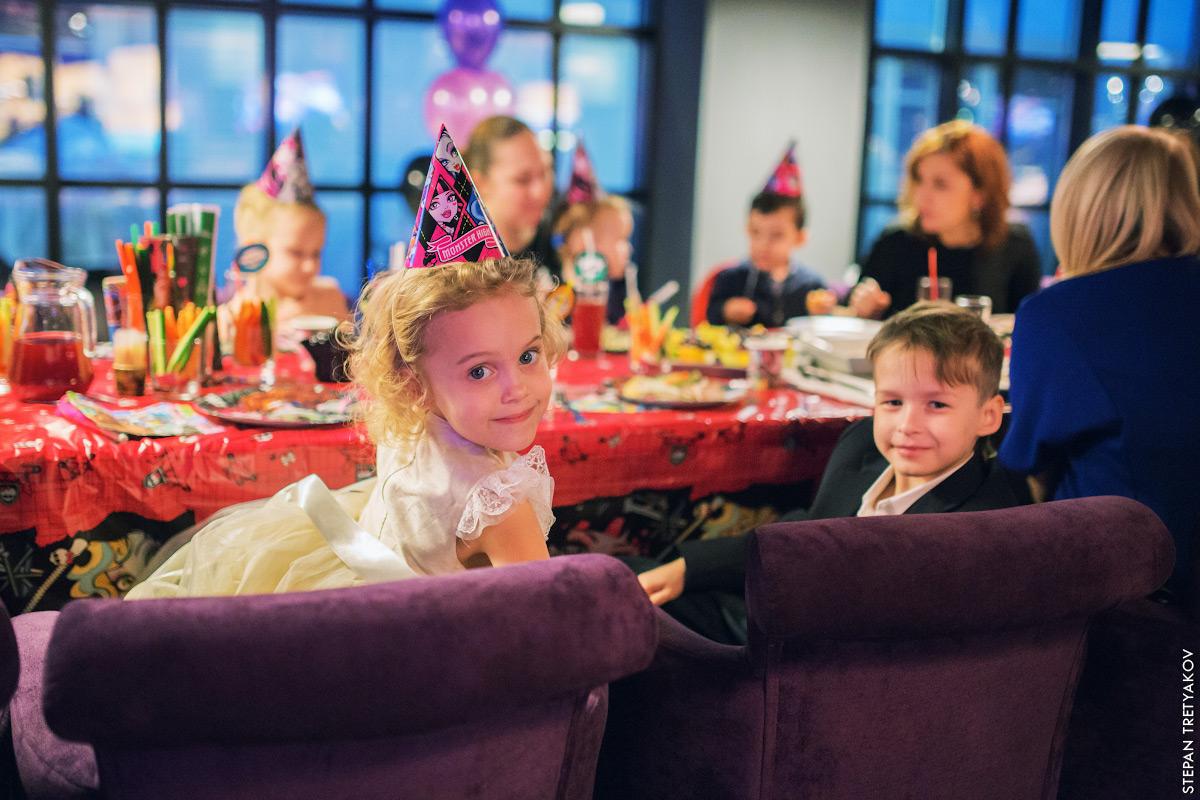 Детские праздники в Ялте в ресторане